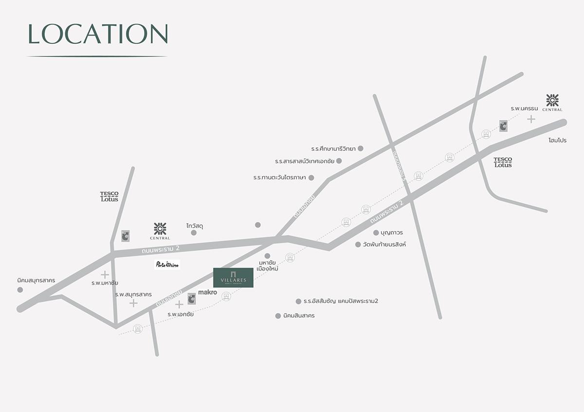 DLAN GROUP บริษัท ดี-แลนด์ กรุ๊ป จำกัด map vrr 1